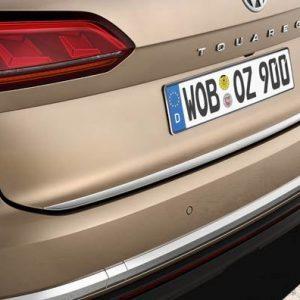 Накладка на крышку багажника Volkswagen Toureg (D2)