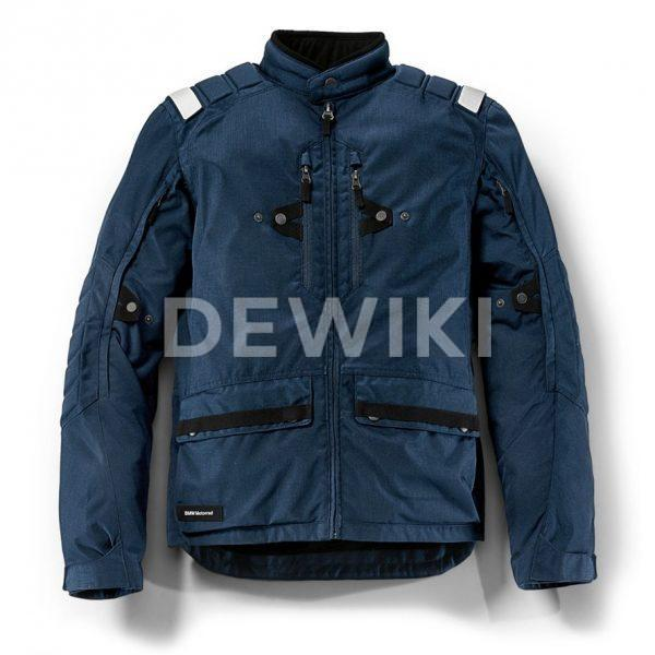 Мужская летняя мотокуртка BMW Motorrad VentureShell, Blue