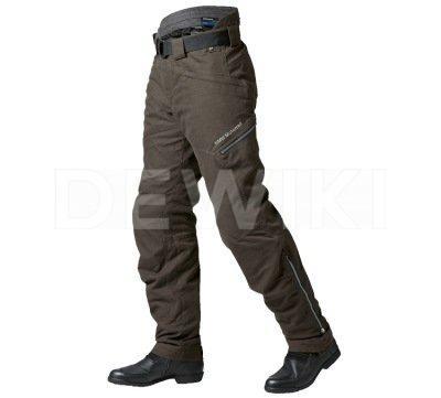 Мотоштаны унисекс BMW Motorrad City 2 Denim Pants, Gun