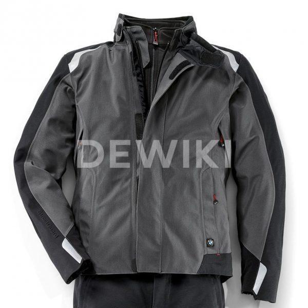 Мужская мотокуртка BMW Motorrad Jacket Streetguard, Anthracite