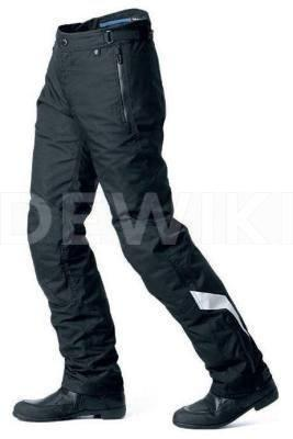 Мужские мотоштаны BMW Motorrad Allround Trousers, Black