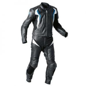 Мужская мотокуртка BMW Motorrad Start, Black/Blue