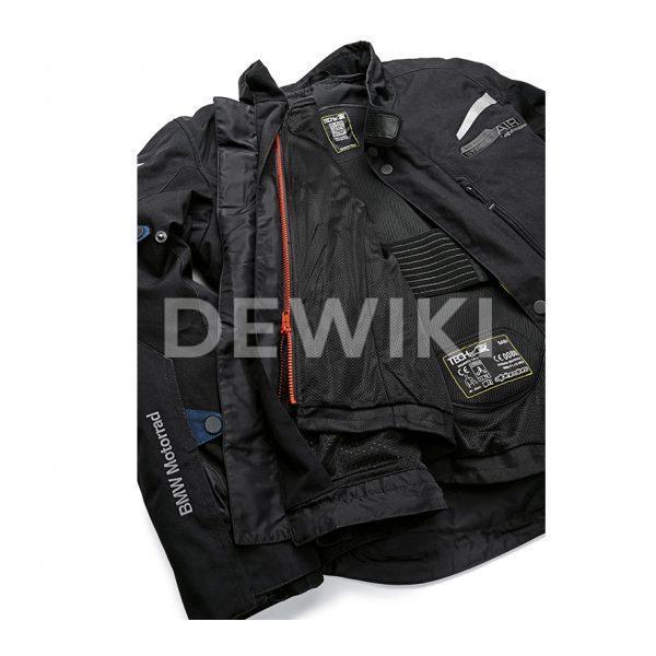 Мужская мотокуртка BMW Motorrad Street Air Dry, Black