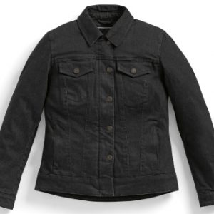 Женская джинсовая куртка BMW Motorrad Roadcrafted, Black