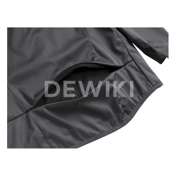 Ветровка унисекс BMW Motorrad Windbreaker, Anthracite