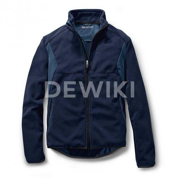 Мужская флисовая куртка BMW Motorrad Ride, Blue