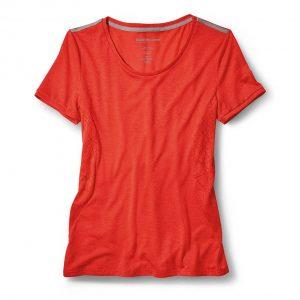 Женская футболка BMW Motorrad Ride, Red