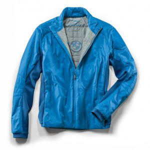 Стеганая мужская куртка BMW Motorrad Ride, Blue