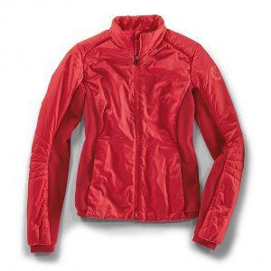 Стеганая женская куртка BMW Motorrad Ride,  Red