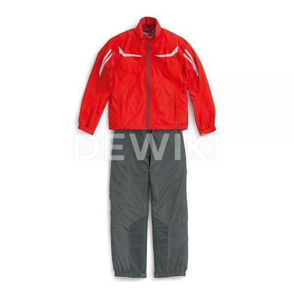 Куртка-дождевик унисекс BMW Motorrad Rainlock, Red