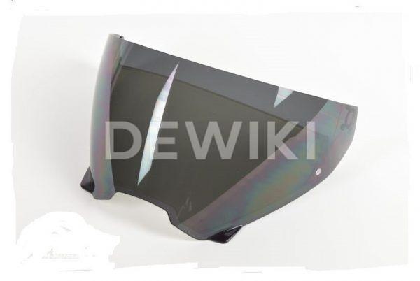 Визор тонированный для мотошлема BMW  GS Carbon
