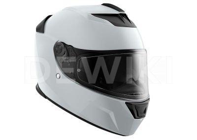 Мотошлем BMW Motorrad Street X, Light white