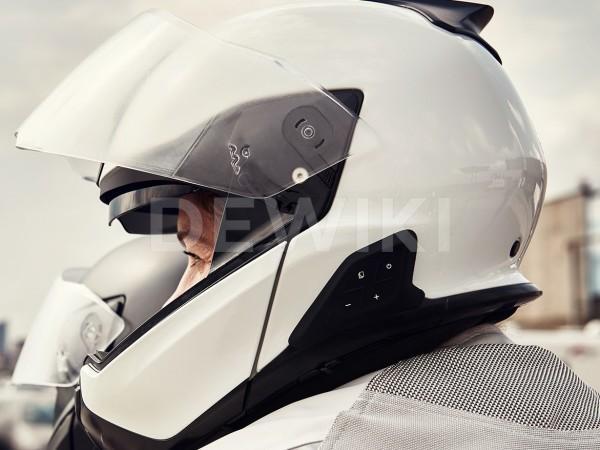 Коммуникационная cистема BMW Motorrad System 7