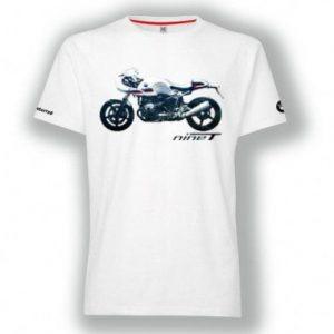 Мужская футболка BMW Motorrad, R nineT Racer, White