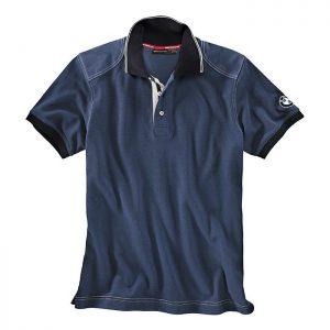 Мужская рубашка-поло BMW Motorrad Logo, Blue