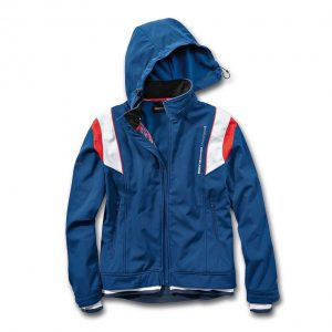 Куртка унисекс BMW Motorrad Motorsport Softshell, Blue
