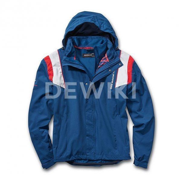 Теплая куртка унисекс 2 в 1 BMW Motorrad Motorsport, Blue / White / Red
