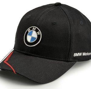 Бейсболка BMW Motorrad Motorsport, Black