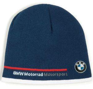 Вязаная шапка BMW Motorrad Motorsport