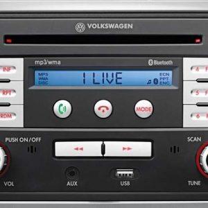 MP3-радиомагнитола Volkswagen RMT 100