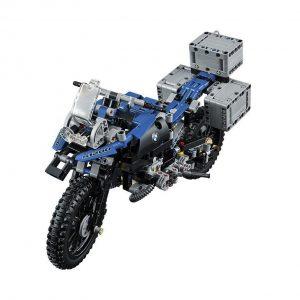 Конструктор лего мотоцикл BMW Motorrad R 1200 GS Adventure