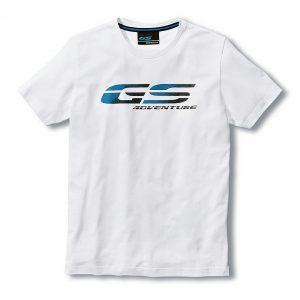 Мужская футболка BMW Motorrad GS Adventure, White
