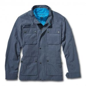 Мужская куртка BMW Motorrad GS, Blue