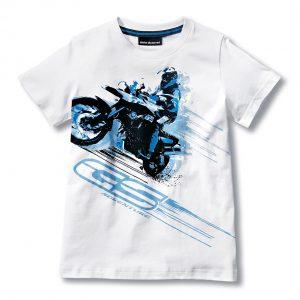 Детская футболка BMW Motorrad GS Adventure, White