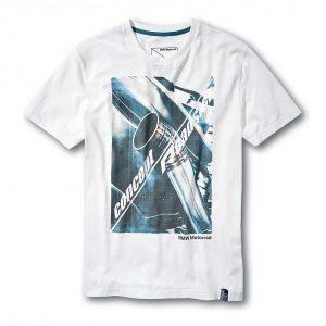 Мужская футболка BMW Motorrad Concept Roadster, White