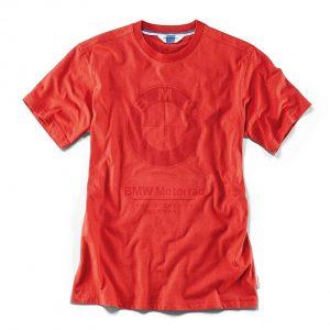 Мужская футболка BMW Motorrad Logo, Red