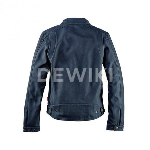 Мужская куртка BMW Motorrad Logo Vest, Blue
