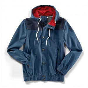 Куртка унисекс BMW Motorrad Windbreaker Logo, Blue