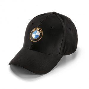 Бейсболка BMW Motorrad Gold Line, Black