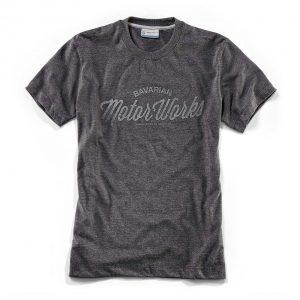 Мужская футболка BMW Motorrad Motor Works, Grey
