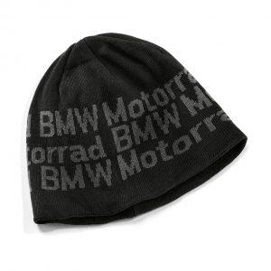 Вязаная шапка BMW Motorrad Logo, Black