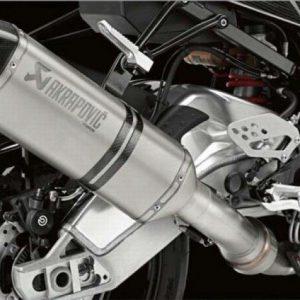 Титановая выпускная система HP Akrapovic BMW S 1000 RR, для моделей 0507,0517