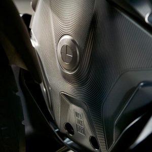 Передняя крышка двигателя Option 719 Classic BMW R 1200 / R 1250