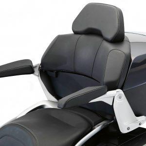 Комфортные подлокотники для пассажира BMW K 1600 GTL 2010-2018 год, без накладок