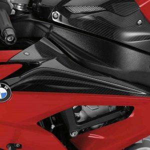 Верхняя панель облицовки HP Carbon BMW S 1000 RR 2014-2019 год, правая