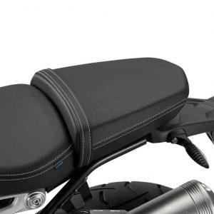 Комфортное сиденье пассажира BMW R nineT 2013-2018 год, черное