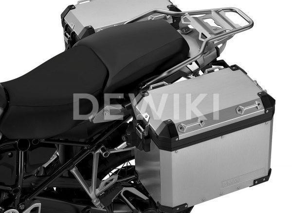 Алюминиевый кофр BMW R 1200 / 1250 / F 850 / GS / Adventure, левый, 44 литра