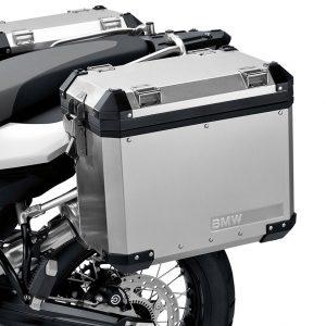 Алюминиевый кофр BMW F 800 GS / Adventure 2011-2018 год, 44 литра, левый