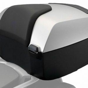 Центральный кофр 48 л. R 1200 R / R 1250 RT / K 1600 GT  White Aluminium