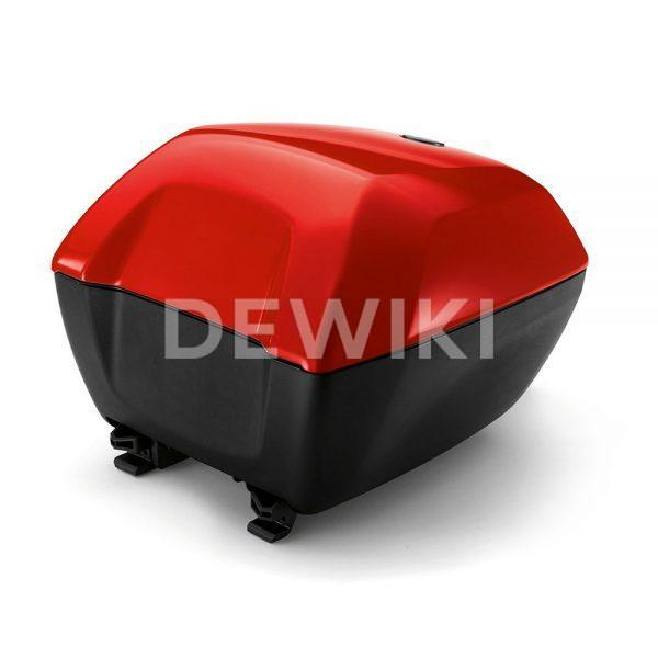 Верхняя крышка кофра BMW G 310 GS / R / R 1200 R / RS / S 1000 XR 2014-2019 год, цвет Racing Red
