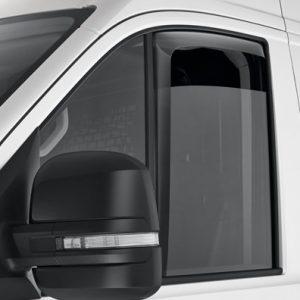 Дефлекторы на двери Volkswagen Crafter с 2017 года