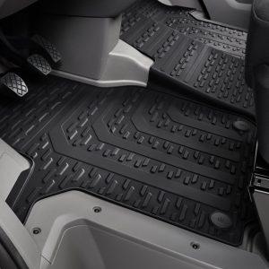 Коврики в салон Volkswagen Crafter с 2016 года, резиновые передние