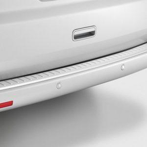 Защитная накладка на задний бампер для Volkswagen Multivan (T5)