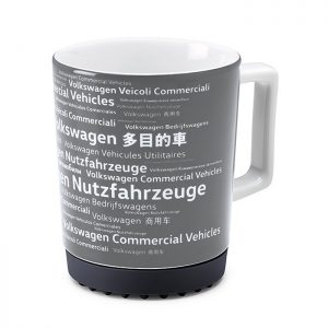 Фарфоровая кружка Volkswagen Commercial