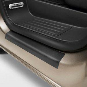 Защитная плёнка на пороги для VW Transporter (T6)