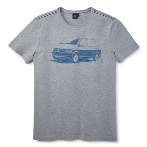Мужская футболка Volkswagen T6